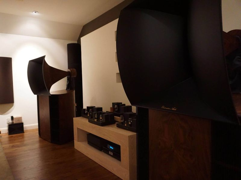 Destination Audio - Horn Speakers